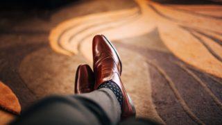 履いている靴を見ればどんな人か分かる2つの理由 [靴は鏡]