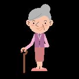 おばあちゃん(70歳)